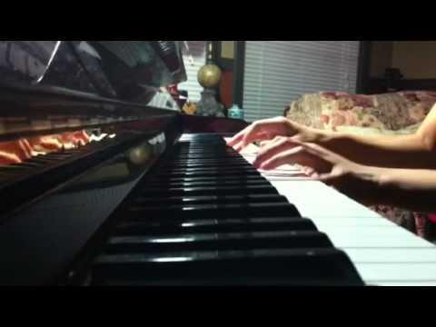 Valentine by Kina Grannis (piano cover)