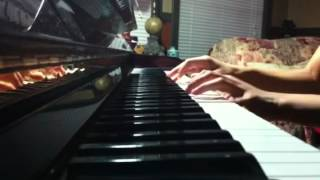 Valentine by Kina Grannis (piano cover)