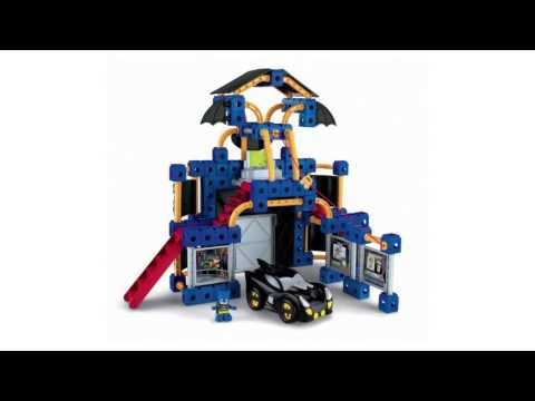 Fisher Price TRIO Batman Batcave | T3832