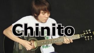 Chinito - Yeng Constantino (fingerstyle guitar cover w/ tabs)