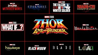 Marvels Upcoming Avengers Movies   Thor, Loki, Enternals, Hawkeye, Blade, Doctor strange