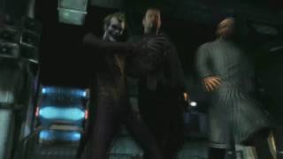 Batman: Arkham Asylum Story & Gameplay Trailer HD (PS3, 360 & PC)