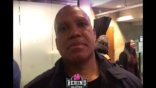 ANDRE ROZIER TALKS ABOUT POTENTIAL CANELO VS DANNY JACOBS FIGHT/ GGG REMATCH/ CANELO-FIELDING PRED