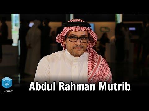Abdul Rahman Mutrib, Al Tayyar Travel Group | AWS Summit Bahrain