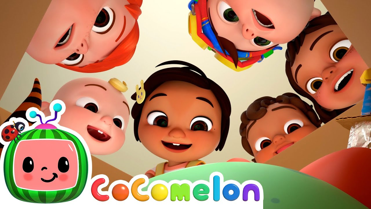 Halloween Dress Up Song! | @Cocomelon - Nursery Rhymes | Learning Videos For Toddlers
