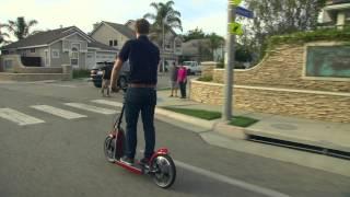 MINI Citysurfer Concept Driving