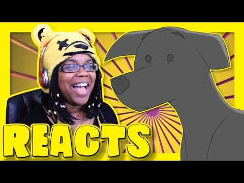 Short animated film: THE DOG AyChristene Reacts