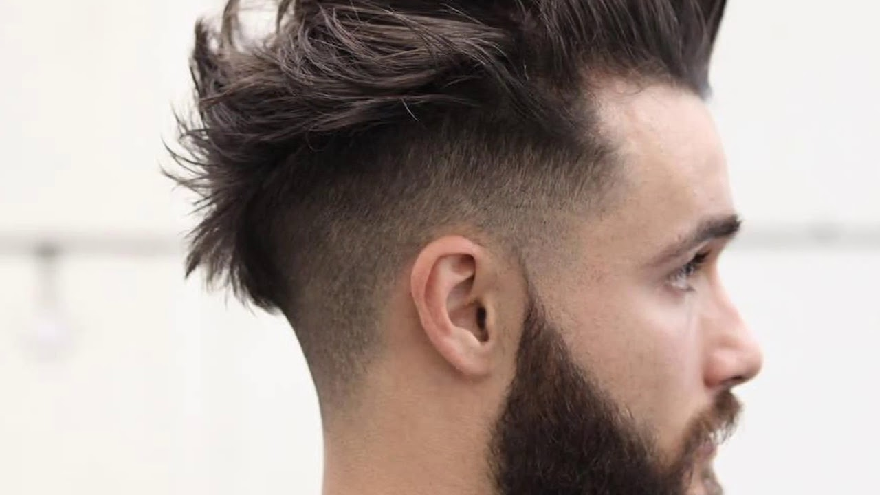 Hairstyles For Men Straight Hair Ideas Youtube