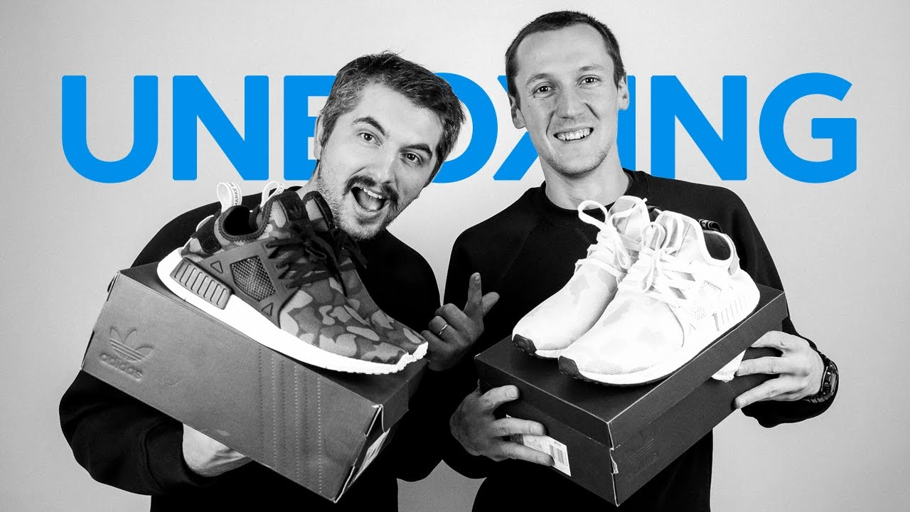 Unboxing кроссовок и обзор кроссовок NMD adidas \ NMD XR1 \ 57dba45 - allergistofbrug.website