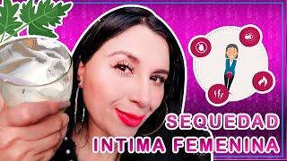 SUFRES DE SEQUEDAD FEMENINA ????