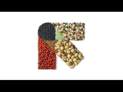 Soluciones de clasificación de alimentos de TOMRA