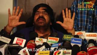 T. Rajendar Press Meet