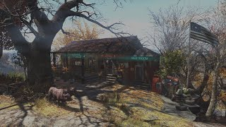 Fallout 76 CAMP Tour: Hunter's Saloon
