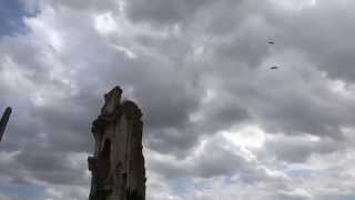 Chauvigny: Castle Ruins and Vultures - A France Revisited Video