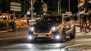 Mansory Bentley Bentayga - Rev & Accelerations !