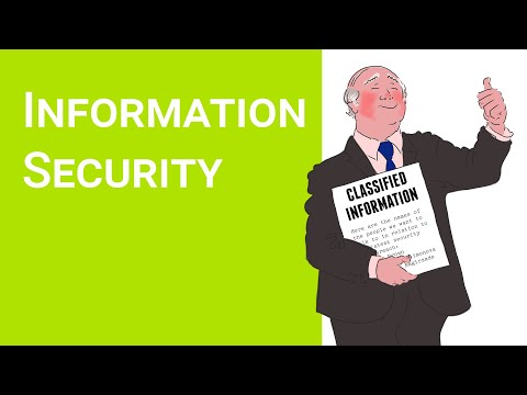 Information Security... What you need to know