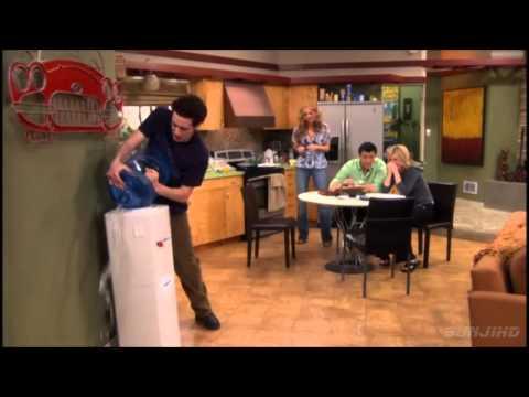 Michael Refills Water Dispenser  Joey TV series
