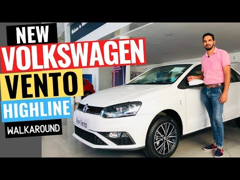 2019 volkswagen Vento Highline Variant Full Detailed Review   New vw vento   New Vento   carquest