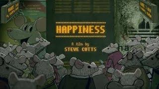 Happiness di Steve Cutts è uno dei più recenti e famosi lavori di q...