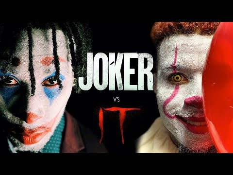 JOKER VS IT | BDASH X KONKRETE