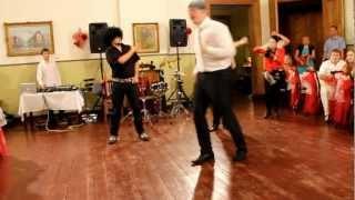 Roman's Surprise Wedding Dance for Nadyne.