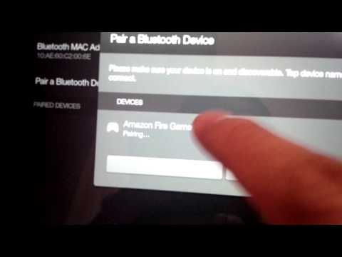 Amazon Fire Game Controller On Your Kindle Fire Hdx