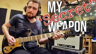 "My Secret Weapon"" Guitars For Studio Sessions"