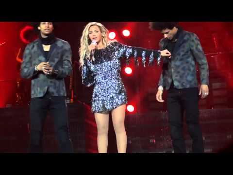 Beyonce   Why Don't You Love Me Manchester 25 02 , Mrs  Carter Show World Tour 2014   FRO