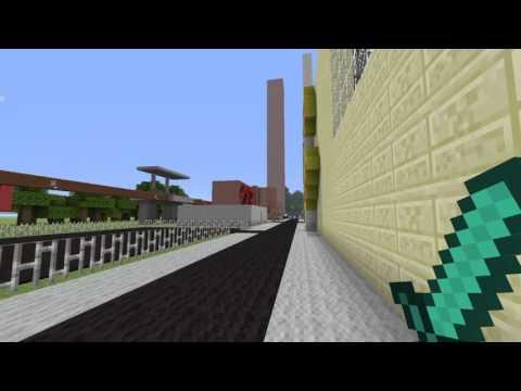 Minecraft: Quicken Loans Arena