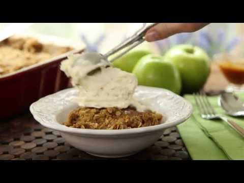 How to Make Apple Crisp with Oat Topping | Apple Recipes | Allrecipes.com