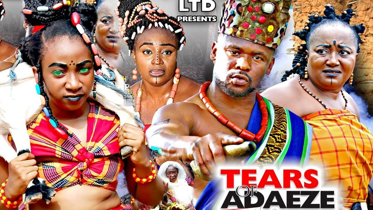 Download TEARS OF ADAEZE SEASON 2 {NEW HIT MOVIE} - ZUBBY MICHEAL|2020 Latest Nigerian Nollywood Movie