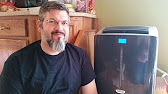 Lowes idylis 10000 btu portable air conditioner 416709 youtube 1450 fandeluxe Image collections