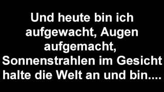 Casper - Auf und Davon Lyrics [HD]