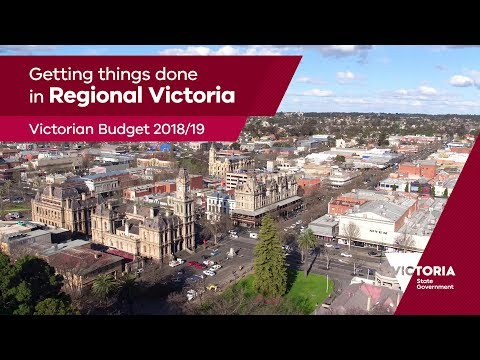 Getting Things Done in Regional Victoria