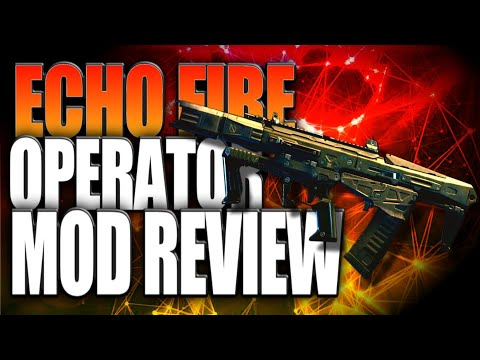 "Black Ops 4: Maddox RFB ""Echo Fire Operator Mod"" Review - What Does The Echo Fire Operator Mod Do?"
