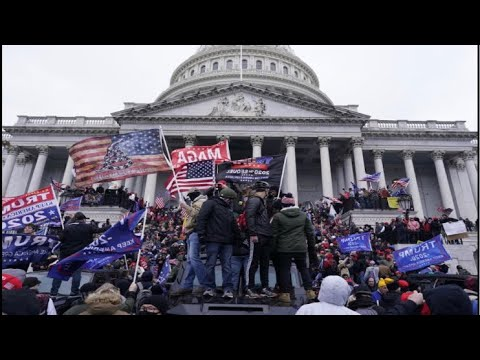 Was The Police Response At The US Capital A Double Standard Or Something More?