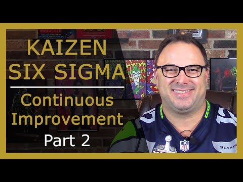 Kaizen Six Sigma - Company Improvement Suggestions (2 of 2)