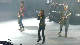 ROLLING STONES  Its only Rock n Roll But I like it   12 9 2017 München Olympiastadion