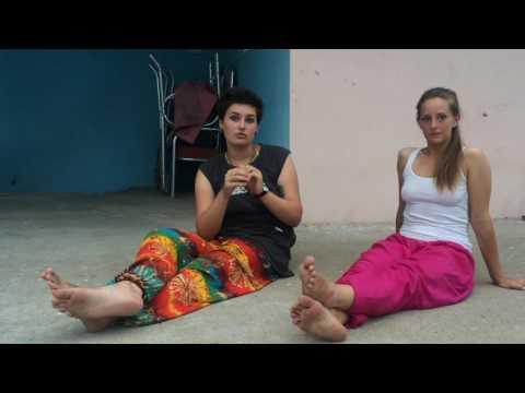 #1 - Phoebe and Miranda: ICS India Packing Tips