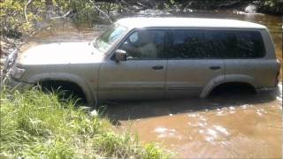 Licupes krasti 2011 - part 2 - Land Cruiser 95 - offroad 4x4 Latvija