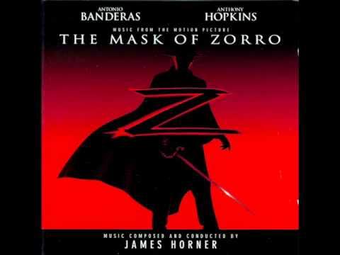 1998 The Mask of Zorro - James Horner (Soundtrack)