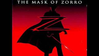 1998 The Mask of Zorro - James Horner (Soundtrack)