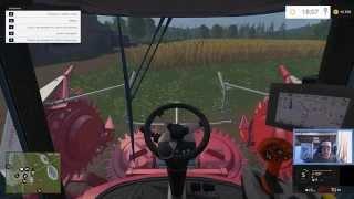 "Farming Simulator 15 Gold Edition # 6 ""Nowy Kombajn do Kukurydzy"" Gameplay"