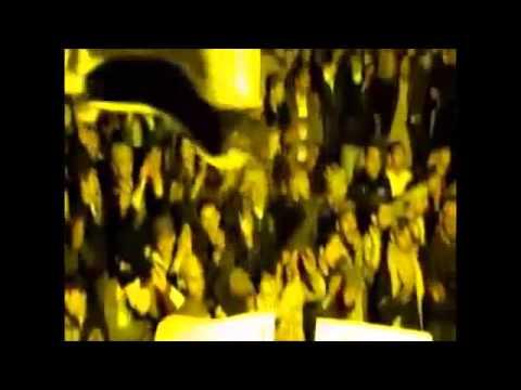 الغارية الغربية برمو مظاهرات واثار القصف
