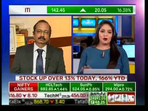 ITI CMD's interaction with BloomBerg TV on Rs 7000 Cr Defence order