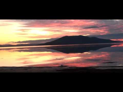 """Ichkeul"" lake Sunset (North Tunisia)"