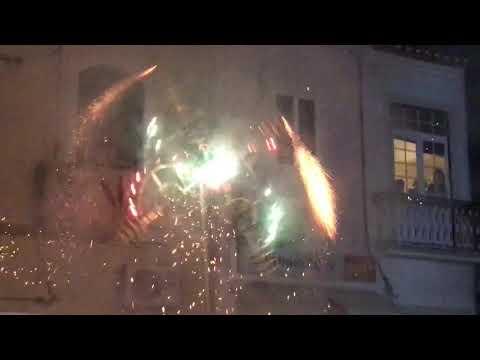 Roda de Fogo de artifício - 2
