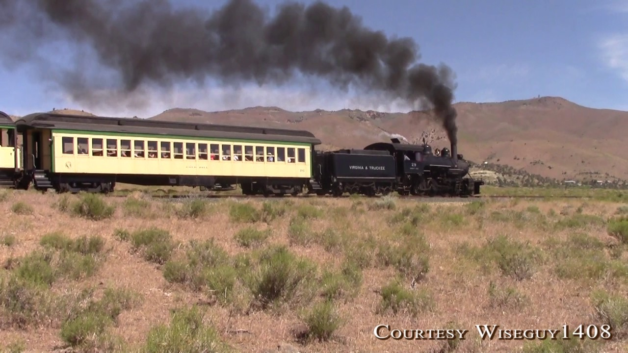 New Whistles by Rizzoli | Virginia & Truckee Railroad