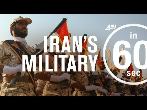 Iran's growing military power | IN 60 SECONDS