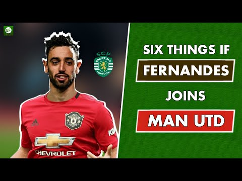 6 Things That Will Happen If Bruno Fernandes Joins Manchester United
